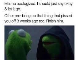 Why I'm single - meme