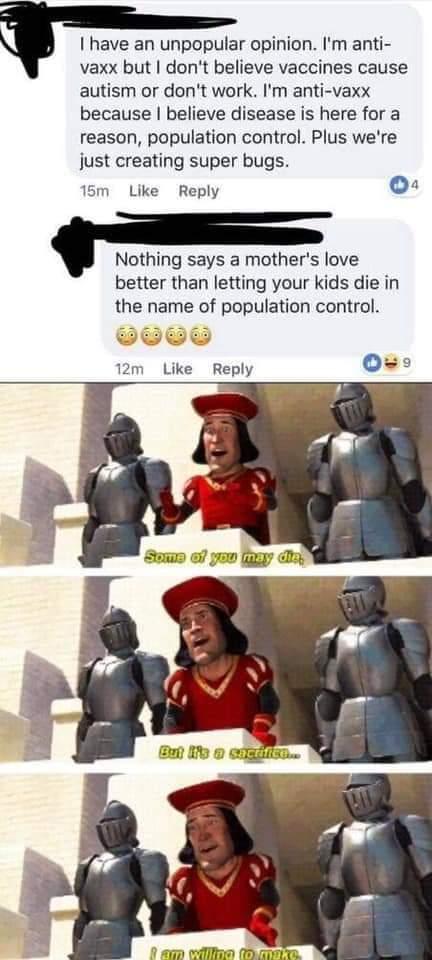 Farquaad - meme