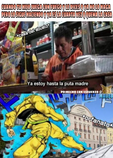 Acepten :^) - meme