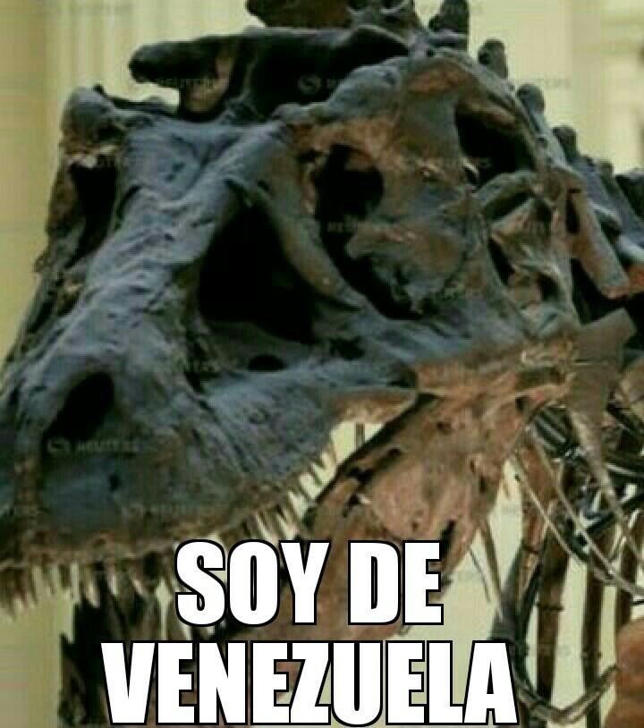 Venezuela tiene hambre - meme