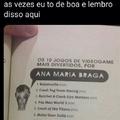Ana maria games