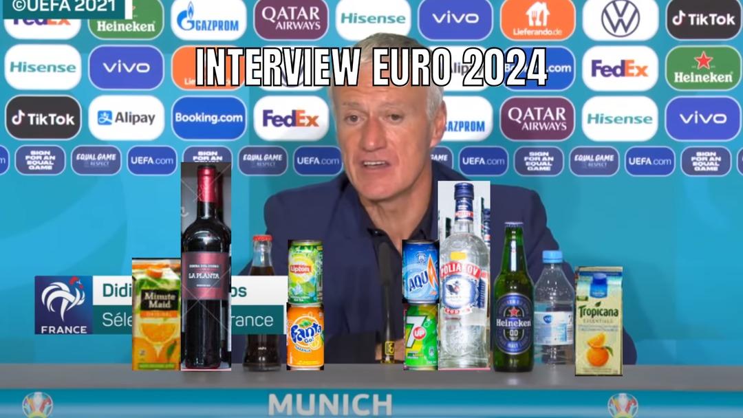 Interview Euro 2024 - meme