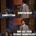 """""""It's Capitalism's fault"""""""