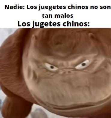 Que peo con el mico jsjsjs - meme