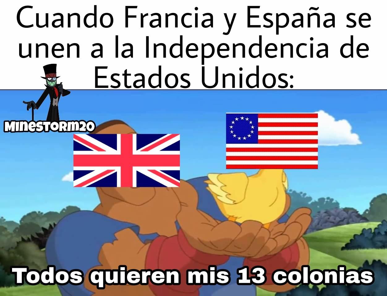 Resultado de imagen para memes de las 13 colonias