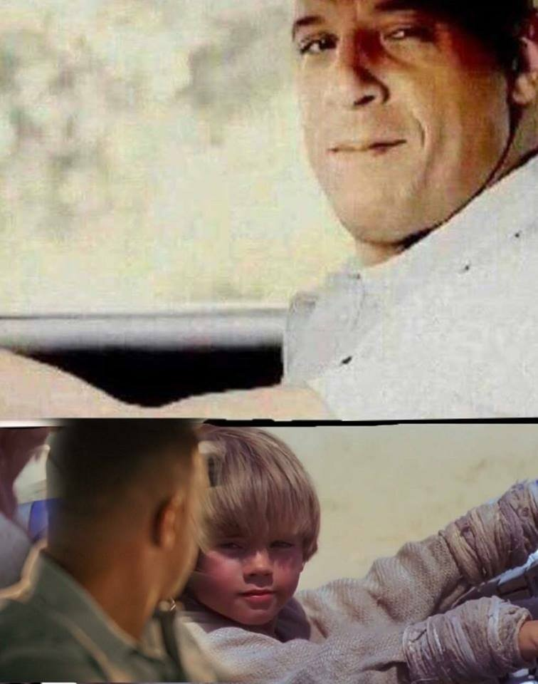 High ground - meme