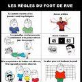Le foot à l'école