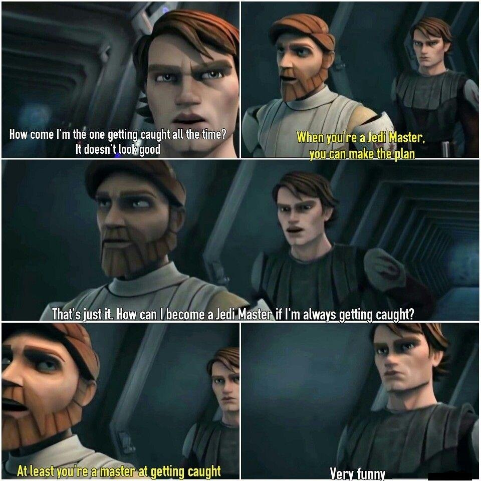 The Clone Wars was an amazing thing - meme