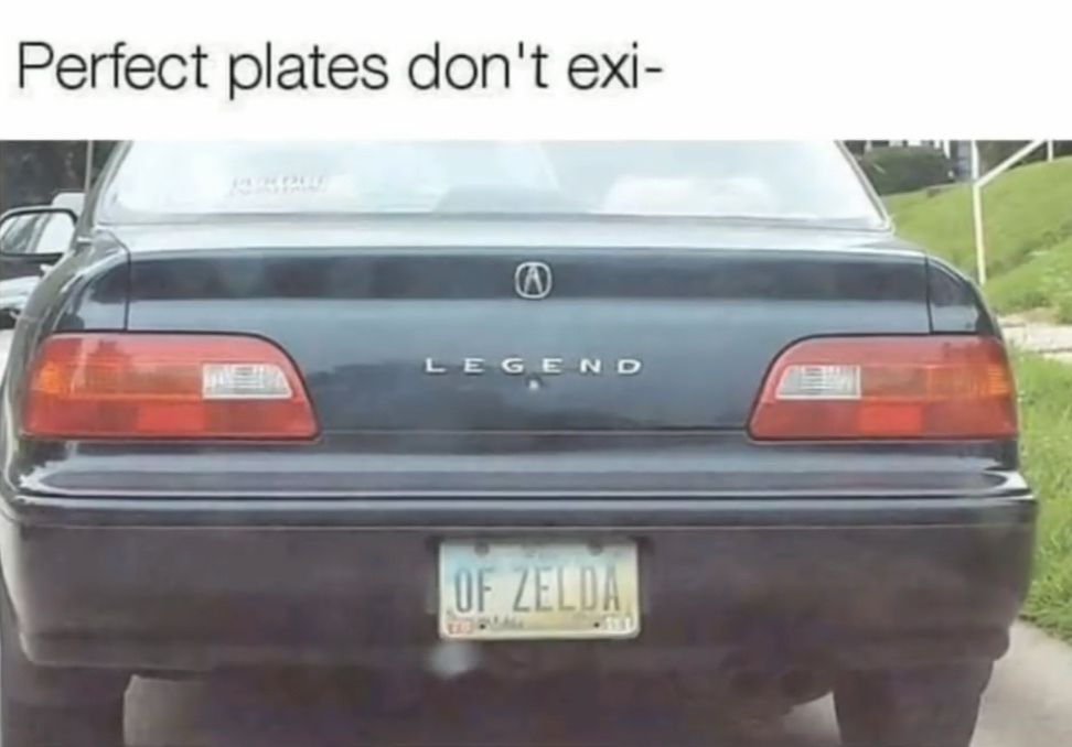legend of Zelda - meme