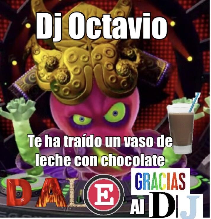Gracias Octavio :) - meme