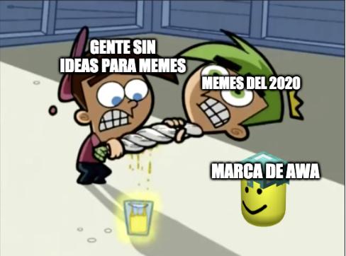 hoy estreno new marca de agua - meme