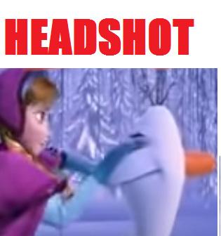 headshot - meme