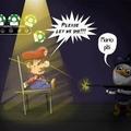Looks like Mario needs the saving this time