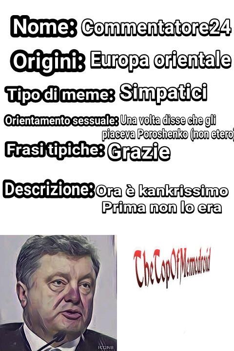 Cito Commentatore24 - meme