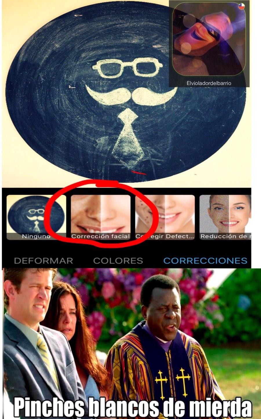 """""""""""CORRECTOR"""""""""""" Facial - meme"""