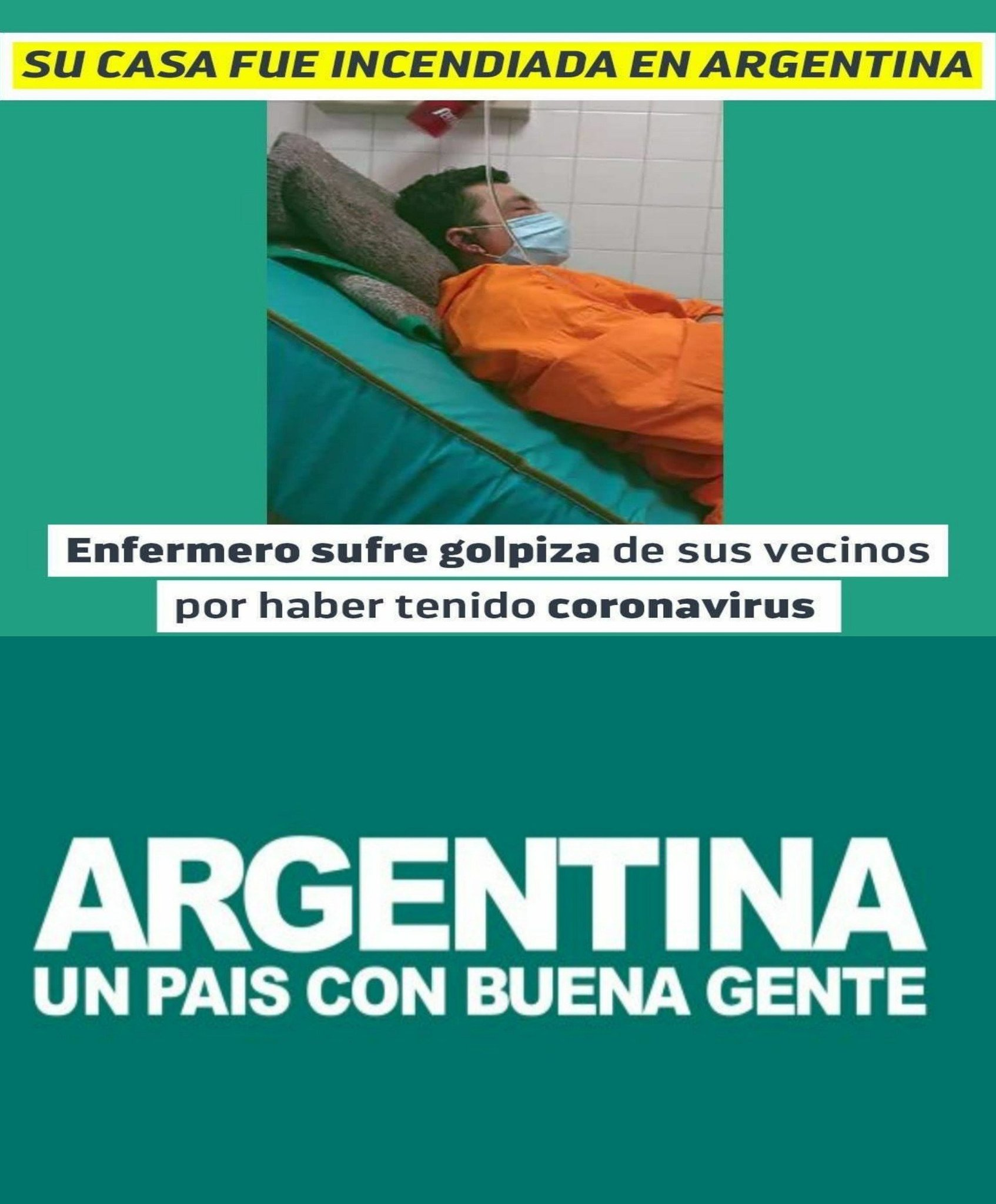 Para aclarar no tengo nada contra Argentina - meme