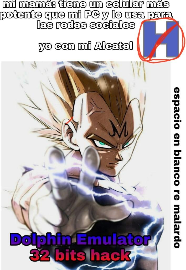 Yo con mi Alcatel :okay: - meme