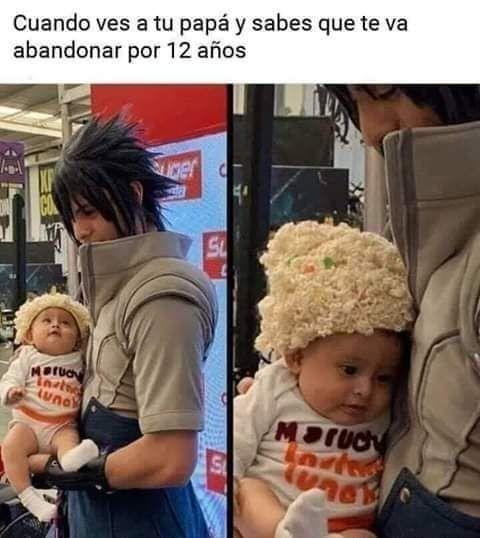 El bebé jajaja - meme
