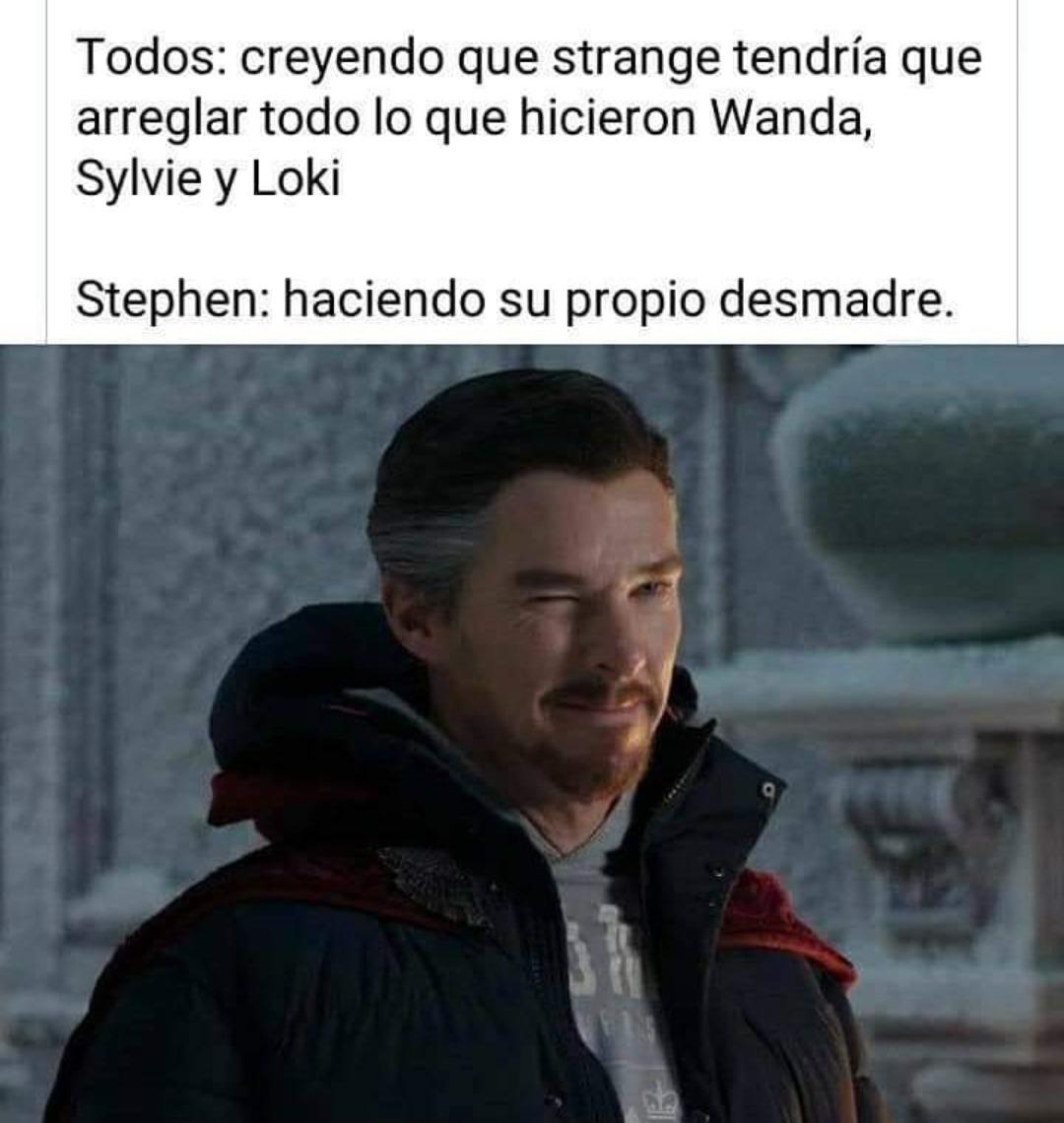 No Stephen... - meme