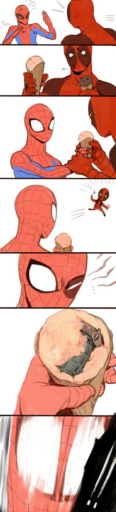 Really, Deadpool? - meme