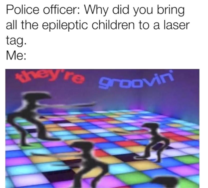 grooving - meme