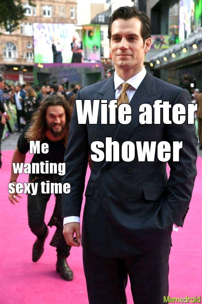 Sexy time - meme