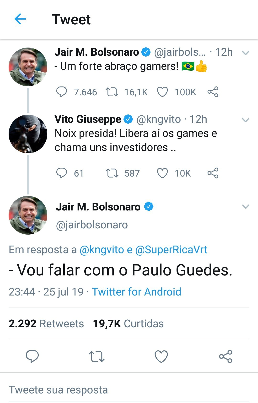 The Best Jair Bolsonaro Memes Memedroid