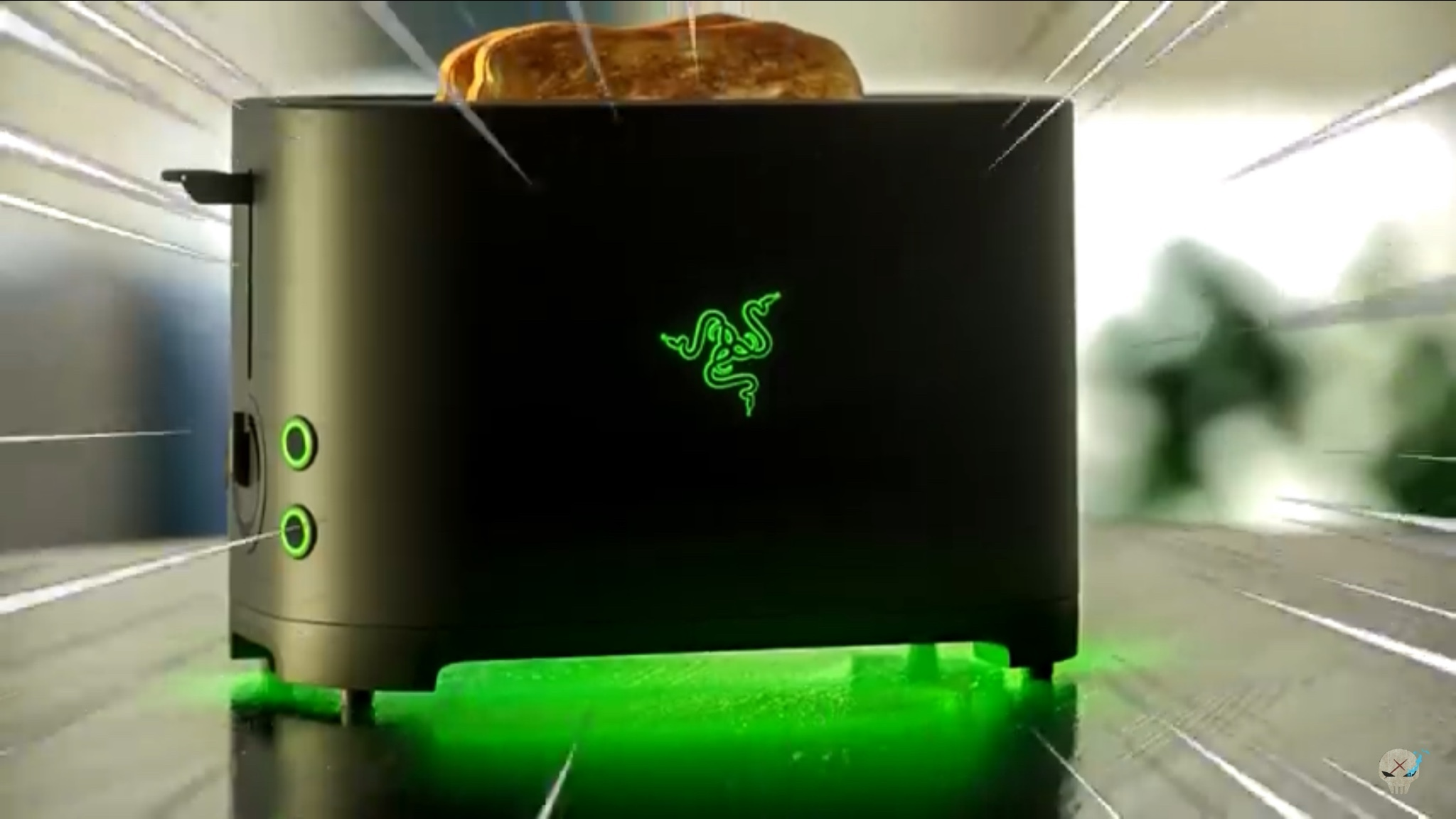 Expensive and most technologically advanced toaster? - meme