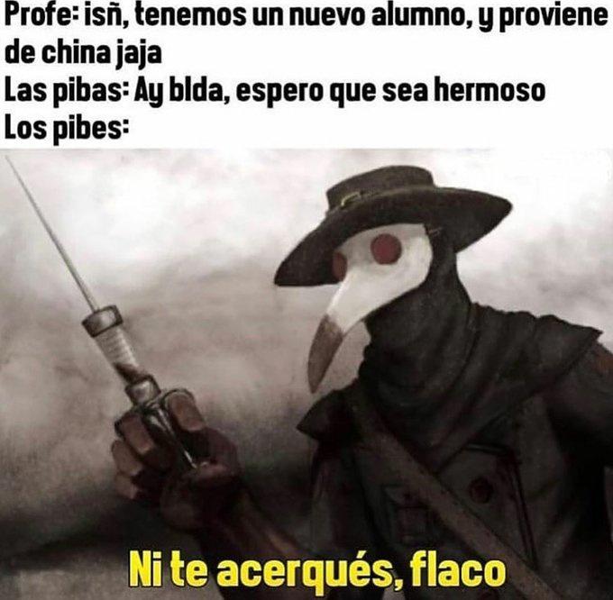 No flaco... - meme