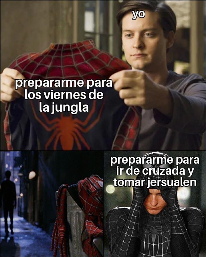 DEUS VULT [T]/ - meme