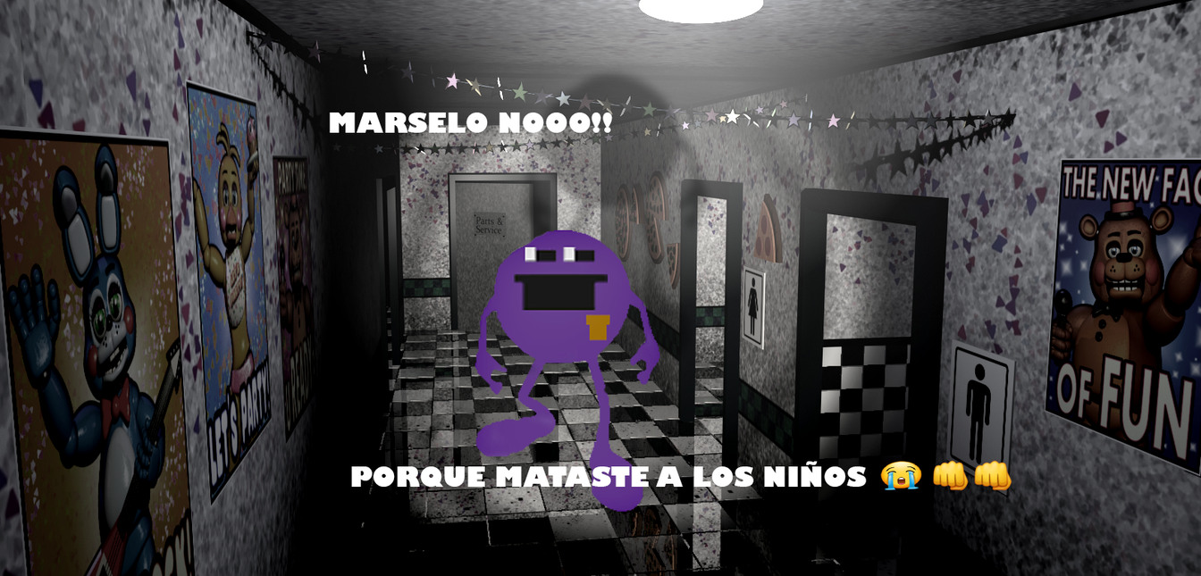 marselo no puede ser - meme