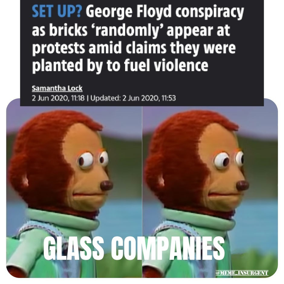 Conspiracy or not? - meme