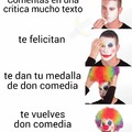 Don comedias