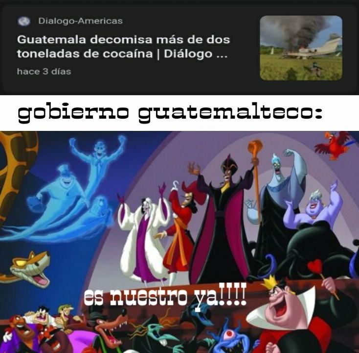 A esnifar - meme