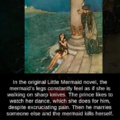 Classic fairy tales were much darker