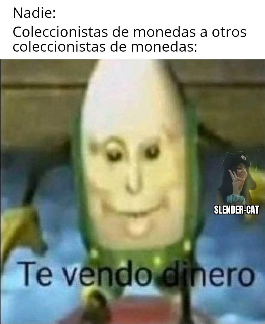 Vender billetes de Bolívar es un buen negocio - meme