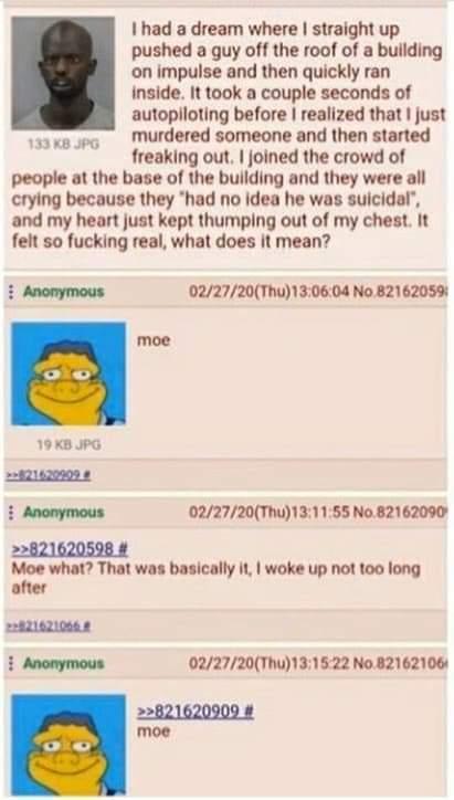 Moe - meme
