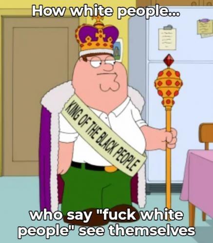 Royal Whiteness - meme