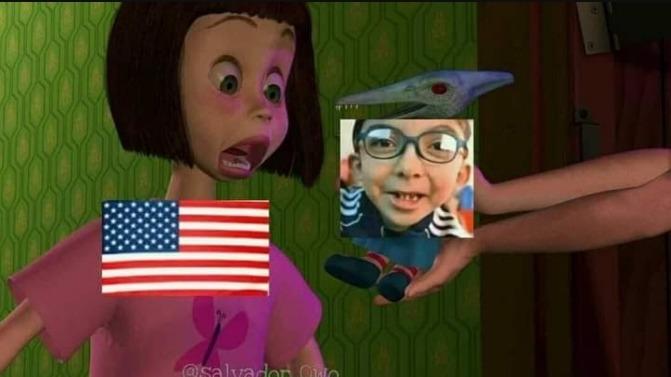 horror - meme