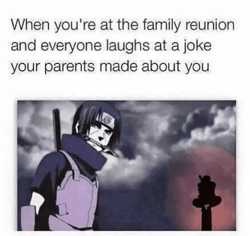 Itachi - meme