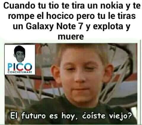 Pico conchetumare - meme
