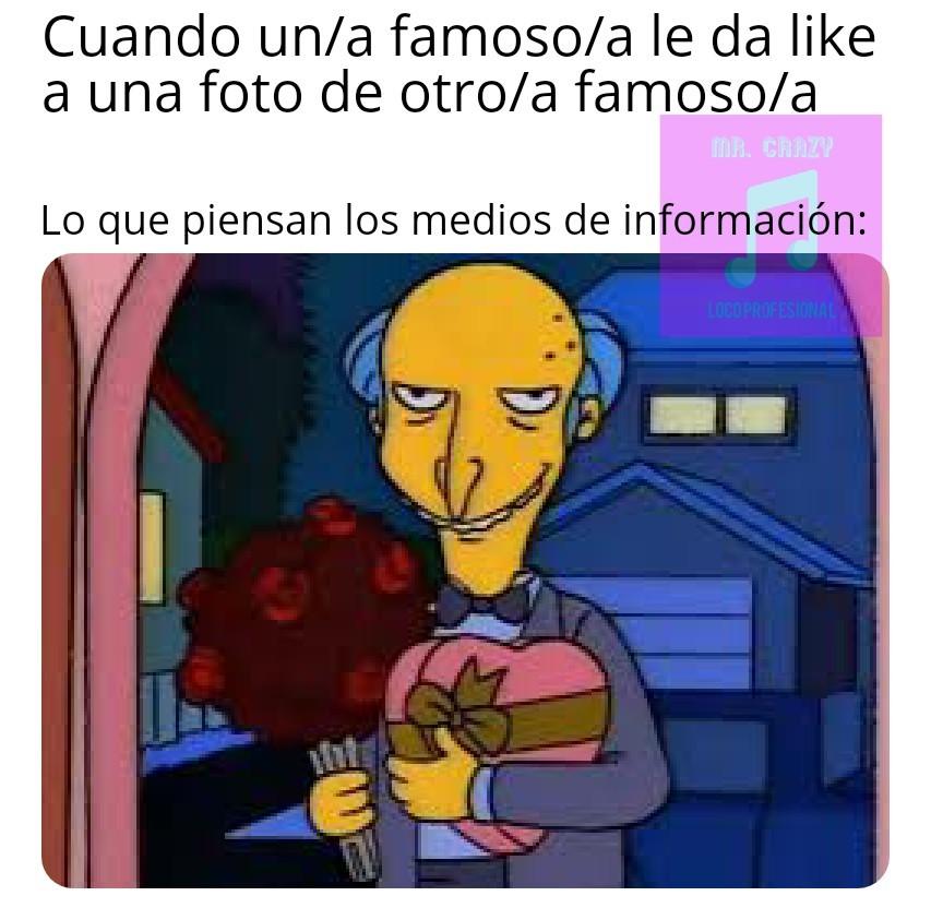 En Argentina la prensa es un poco rara - meme