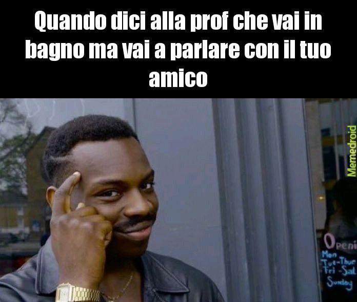 È vero - meme