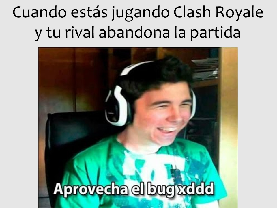 aprovecha el bugg xxdxd - meme