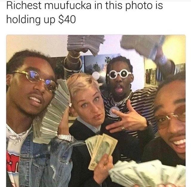 Ayy Ellen - meme