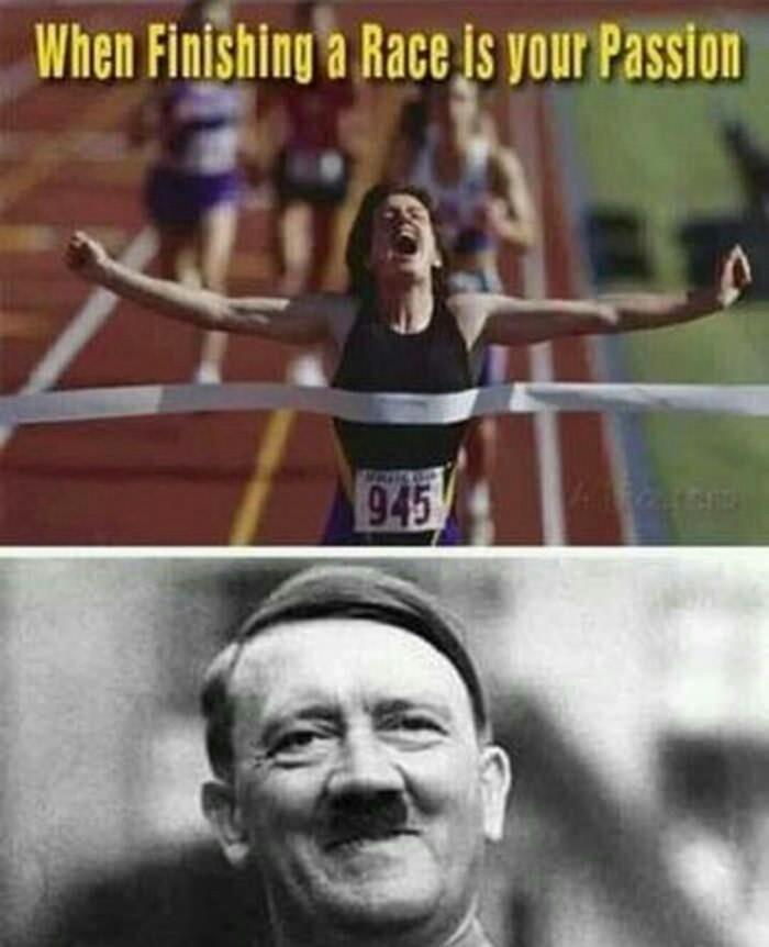 Papai hitler - meme