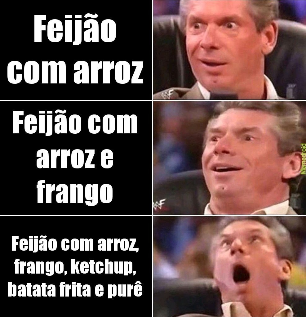 Delícia - meme