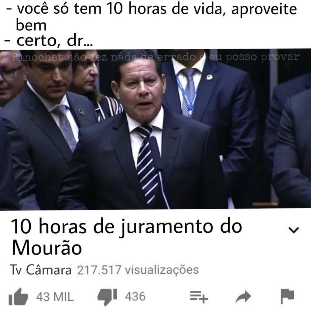 mourão gameplays - meme