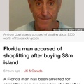 Even the rich in Florida are sketchy
