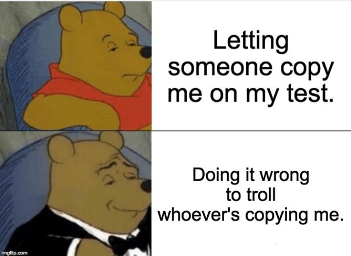 Me 100% - meme